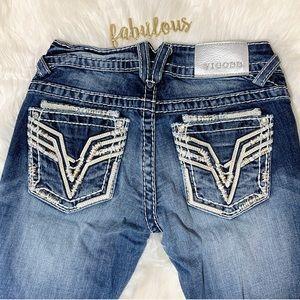 Vigors The Dublin straight leg jeans